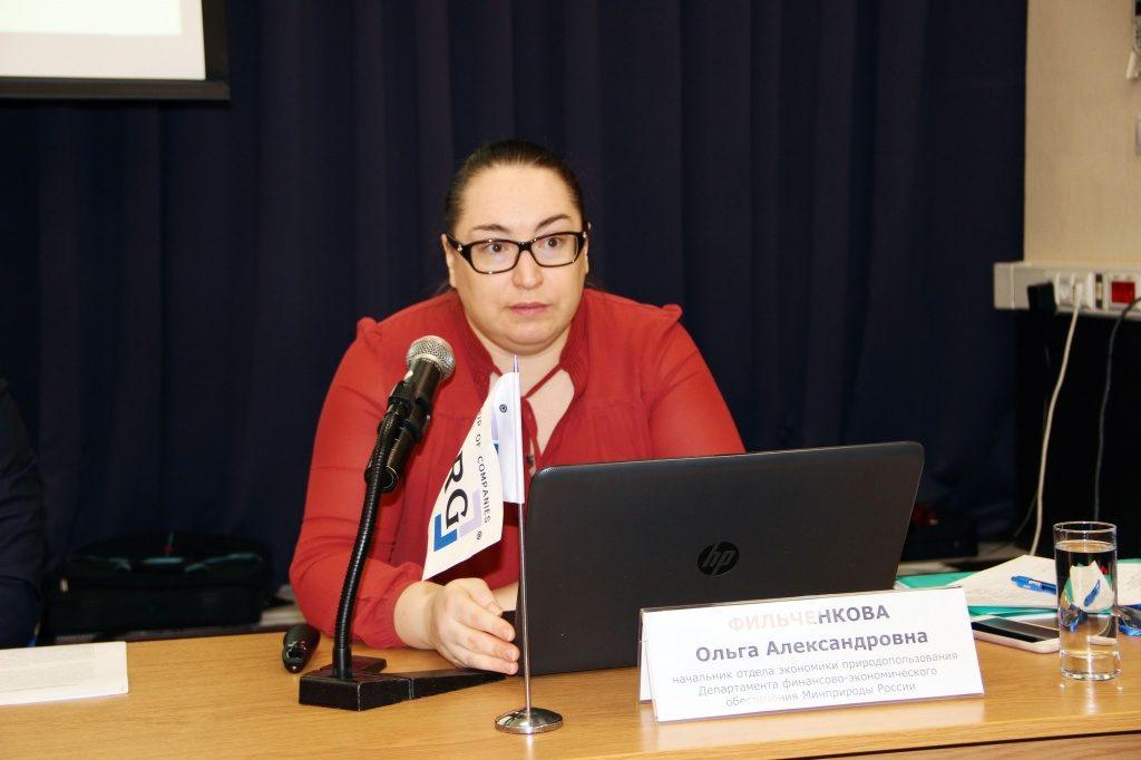 Фильченкова Ольга