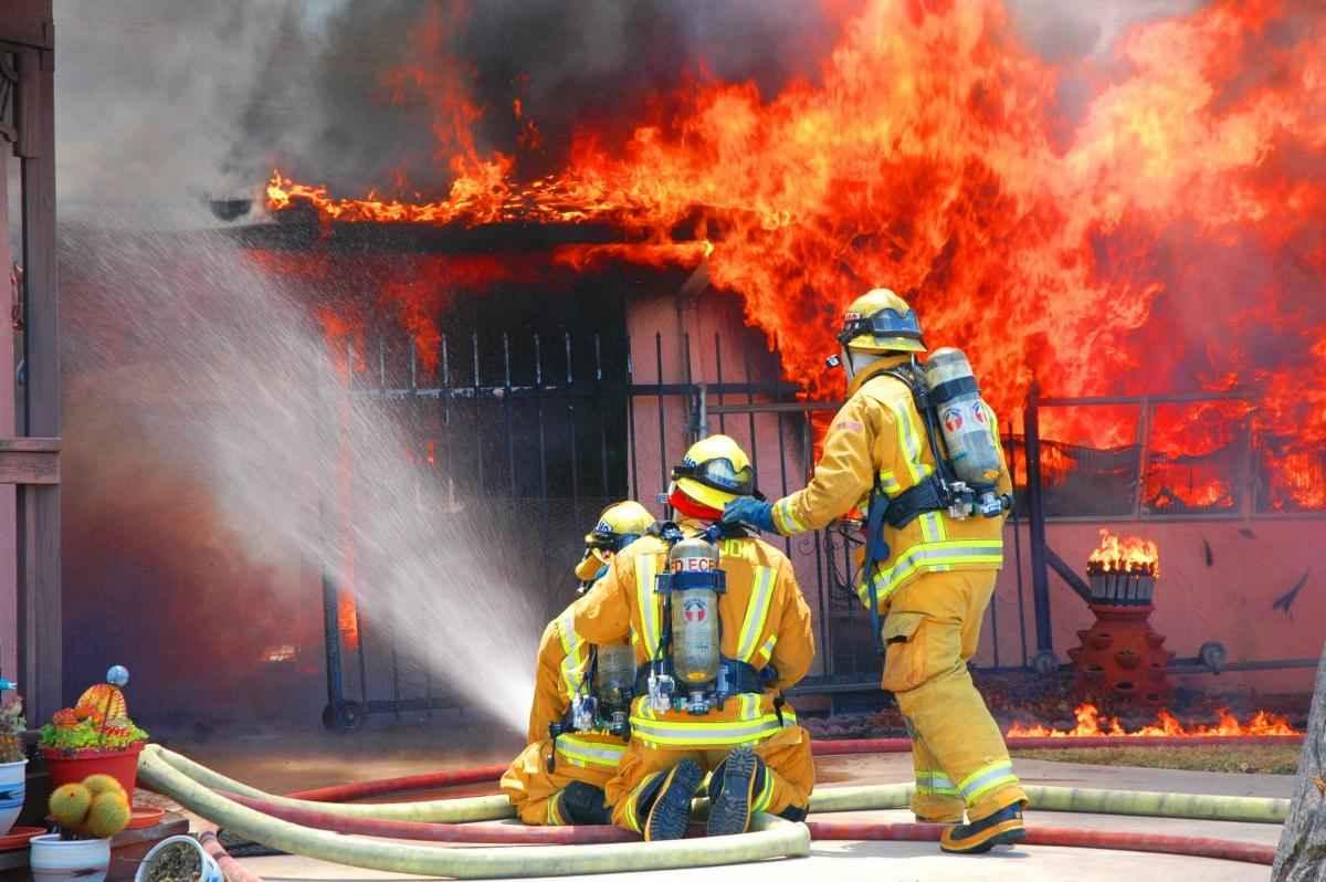 Смотреть картинки пожарного