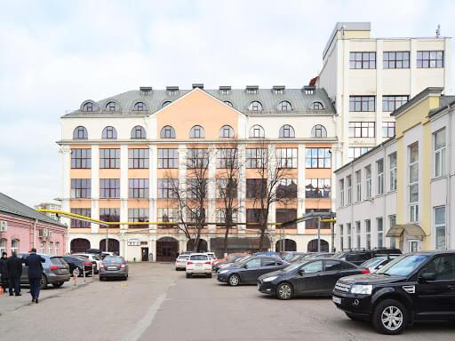 Офис компании SRG-ECO в Москве