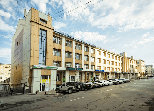 Офис компании SRG-ECO в Новосибирске
